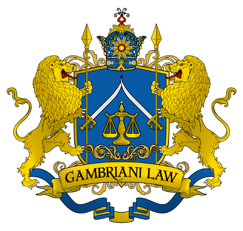 Gambriani Law logo