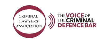 Criminal Lawyers Association logo